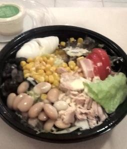 Zooza salad from Zaatar w Zeit, my fave